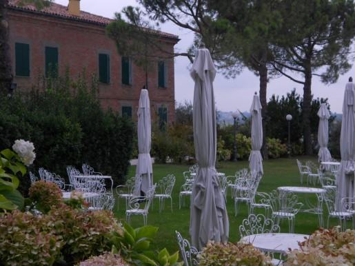 Garten Palazzo Astolfi