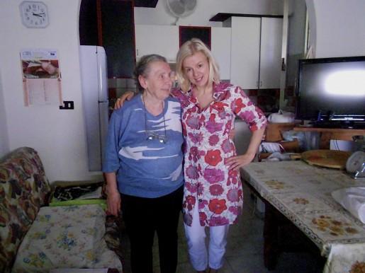 REISE-LAURA und ich