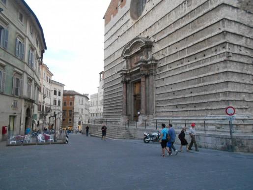 der Corso Vanucci